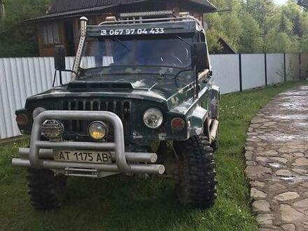 Зелений УАЗ 469, об'ємом двигуна 0 л та пробігом 40 тис. км за 5300 $, фото 1 на Automoto.ua
