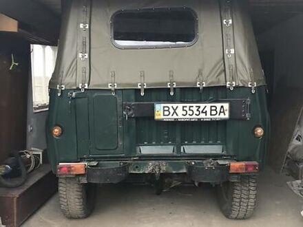 Зелений УАЗ 469, об'ємом двигуна 2.44 л та пробігом 18 тис. км за 3000 $, фото 1 на Automoto.ua