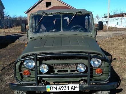 Зелений УАЗ 469, об'ємом двигуна 2.4 л та пробігом 1 тис. км за 3950 $, фото 1 на Automoto.ua