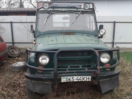 Зелений УАЗ 469, об'ємом двигуна 3 л та пробігом 1 тис. км за 3500 $, фото 1 на Automoto.ua