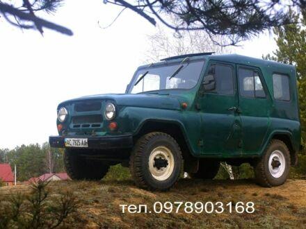 Зелений УАЗ 469, об'ємом двигуна 2 л та пробігом 27 тис. км за 2350 $, фото 1 на Automoto.ua
