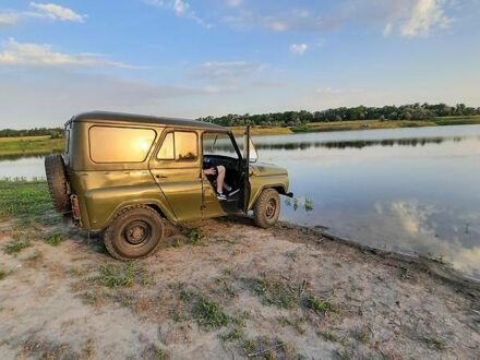 Зелений УАЗ 469, об'ємом двигуна 2.4 л та пробігом 5 тис. км за 2500 $, фото 1 на Automoto.ua