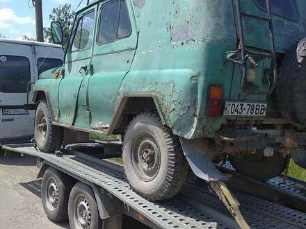 Зелений УАЗ 469, об'ємом двигуна 0 л та пробігом 400 тис. км за 500 $, фото 1 на Automoto.ua