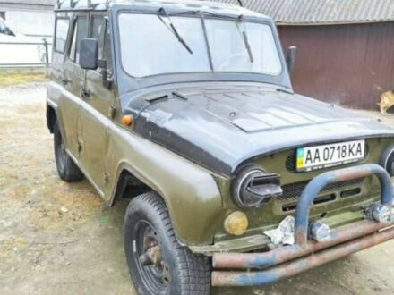Зелений УАЗ 469, об'ємом двигуна 1.5 л та пробігом 4 тис. км за 3200 $, фото 1 на Automoto.ua