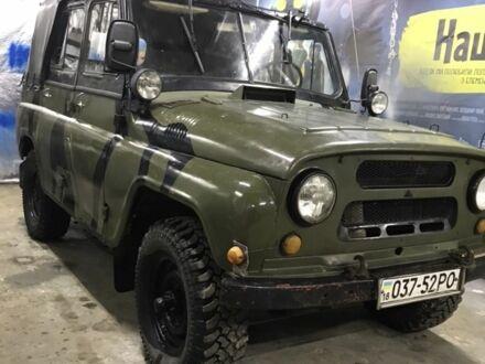 Зелений УАЗ 469, об'ємом двигуна 2.4 л та пробігом 89 тис. км за 2500 $, фото 1 на Automoto.ua
