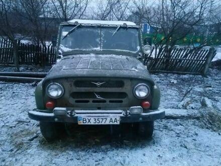 Зелений УАЗ 469, об'ємом двигуна 2.4 л та пробігом 1 тис. км за 900 $, фото 1 на Automoto.ua
