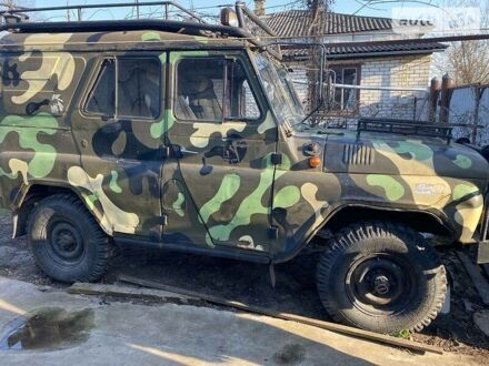 Зелений УАЗ 469, об'ємом двигуна 2.5 л та пробігом 20 тис. км за 3000 $, фото 1 на Automoto.ua