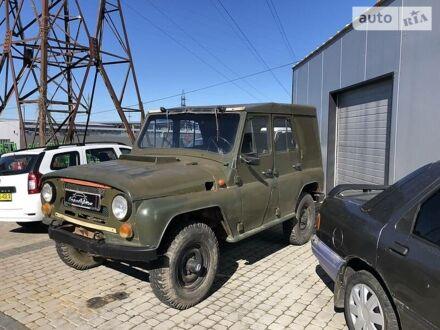 Зелений УАЗ 469, об'ємом двигуна 2.4 л та пробігом 87 тис. км за 2150 $, фото 1 на Automoto.ua