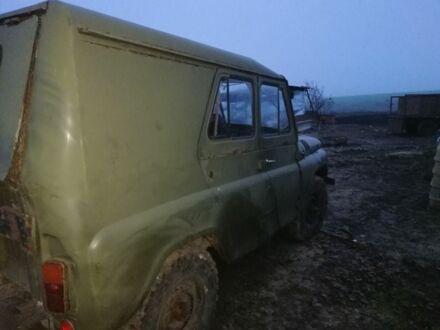 Зелений УАЗ 469, об'ємом двигуна 2.4 л та пробігом 100 тис. км за 1000 $, фото 1 на Automoto.ua