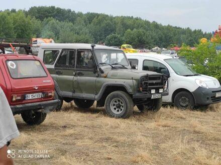 Зелений УАЗ 469, об'ємом двигуна 2.5 л та пробігом 10 тис. км за 4100 $, фото 1 на Automoto.ua
