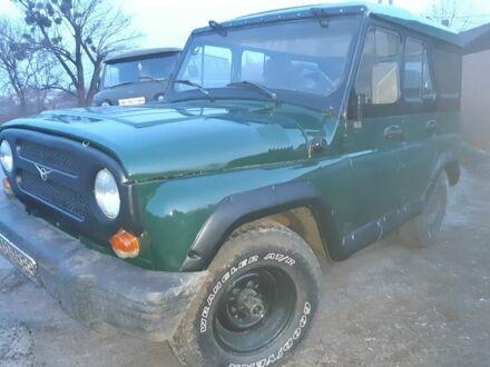 Зелений УАЗ 469, об'ємом двигуна 2.5 л та пробігом 1 тис. км за 3600 $, фото 1 на Automoto.ua