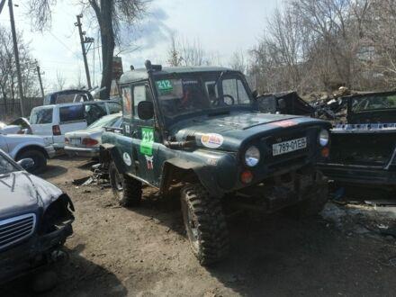 Зелений УАЗ 469, об'ємом двигуна 2.5 л та пробігом 30 тис. км за 1500 $, фото 1 на Automoto.ua