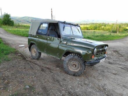 Зелений УАЗ 469, об'ємом двигуна 2.4 л та пробігом 1 тис. км за 3200 $, фото 1 на Automoto.ua