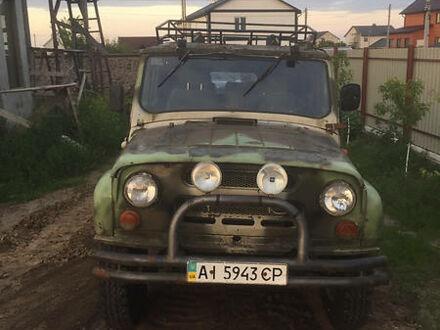 Зелений УАЗ 469, об'ємом двигуна 2.5 л та пробігом 19 тис. км за 1600 $, фото 1 на Automoto.ua