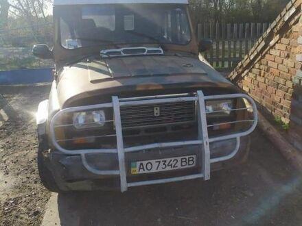 Зелений УАЗ 469, об'ємом двигуна 2.5 л та пробігом 1 тис. км за 1400 $, фото 1 на Automoto.ua