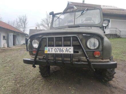 Зеленый УАЗ 469, объемом двигателя 2.5 л и пробегом 20 тыс. км за 2500 $, фото 1 на Automoto.ua