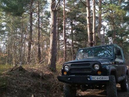 Зелений УАЗ 469, об'ємом двигуна 2.5 л та пробігом 1 тис. км за 5500 $, фото 1 на Automoto.ua