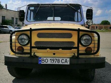 Помаранчевий УАЗ 469, об'ємом двигуна 2.4 л та пробігом 10 тис. км за 2300 $, фото 1 на Automoto.ua