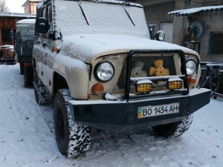 Золотий УАЗ 469, об'ємом двигуна 4.2 л та пробігом 15 тис. км за 2222 $, фото 1 на Automoto.ua