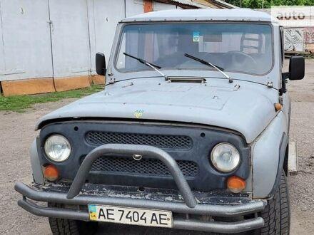 Серый УАЗ 469Б, объемом двигателя 2.5 л и пробегом 27 тыс. км за 2000 $, фото 1 на Automoto.ua