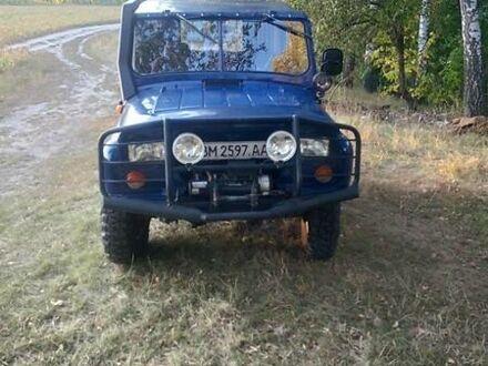 Синій УАЗ 469Б, об'ємом двигуна 2.4 л та пробігом 10 тис. км за 2800 $, фото 1 на Automoto.ua