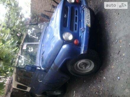Синий УАЗ 469Б, объемом двигателя 2.4 л и пробегом 5 тыс. км за 2250 $, фото 1 на Automoto.ua