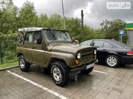 Зеленый УАЗ 469Б, объемом двигателя 2.4 л и пробегом 35 тыс. км за 2900 $, фото 1 на Automoto.ua