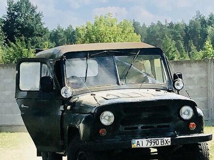 Зеленый УАЗ 469Б, объемом двигателя 2.4 л и пробегом 15 тыс. км за 950 $, фото 1 на Automoto.ua