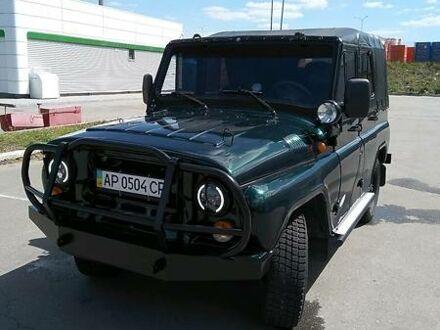Зелений УАЗ 469Б, об'ємом двигуна 2.4 л та пробігом 5 тис. км за 4600 $, фото 1 на Automoto.ua