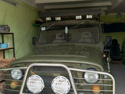 Зеленый УАЗ 469Б, объемом двигателя 2.4 л и пробегом 20 тыс. км за 2700 $, фото 1 на Automoto.ua