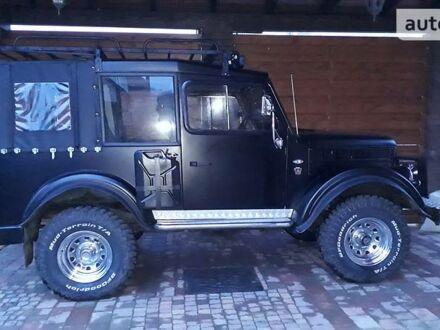 Чорний УАЗ 69, об'ємом двигуна 2 л та пробігом 10 тис. км за 6000 $, фото 1 на Automoto.ua