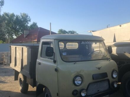 Бежевий УАЗ Інша, об'ємом двигуна 2.6 л та пробігом 49 тис. км за 1500 $, фото 1 на Automoto.ua