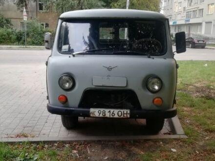 Сірий УАЗ Інша, об'ємом двигуна 2.4 л та пробігом 46 тис. км за 2300 $, фото 1 на Automoto.ua
