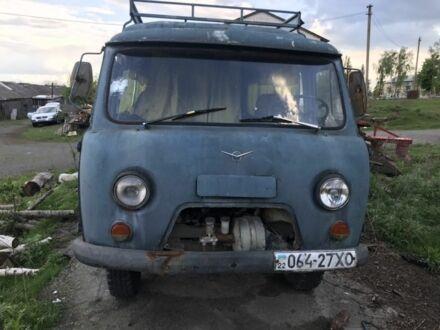 Синій УАЗ Інша, об'ємом двигуна 2.4 л та пробігом 1 тис. км за 1000 $, фото 1 на Automoto.ua