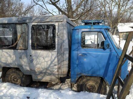 Синій УАЗ Інша, об'ємом двигуна 2.5 л та пробігом 20 тис. км за 1700 $, фото 1 на Automoto.ua