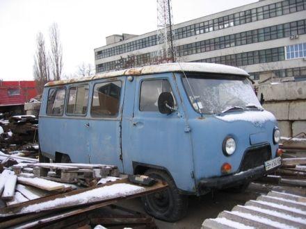 Синій УАЗ Інша, об'ємом двигуна 1 л та пробігом 1 тис. км за 1000 $, фото 1 на Automoto.ua