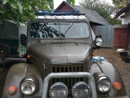 Зеленый УАЗ Другая, объемом двигателя 3 л и пробегом 1 тыс. км за 2000 $, фото 1 на Automoto.ua