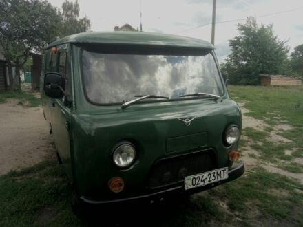 Зелений УАЗ Інша, об'ємом двигуна 2.5 л та пробігом 1 тис. км за 2300 $, фото 1 на Automoto.ua