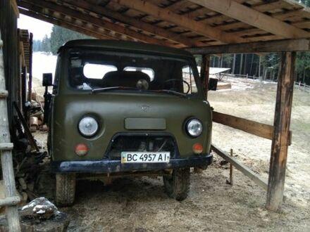Зеленый УАЗ Другая, объемом двигателя 2.45 л и пробегом 1 тыс. км за 1786 $, фото 1 на Automoto.ua