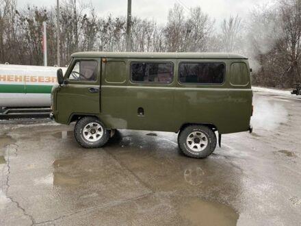 Зелений УАЗ Інша, об'ємом двигуна 2.45 л та пробігом 5 тис. км за 5250 $, фото 1 на Automoto.ua