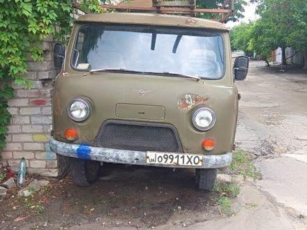 Зелений УАЗ Інша, об'ємом двигуна 2 л та пробігом 1 тис. км за 1000 $, фото 1 на Automoto.ua