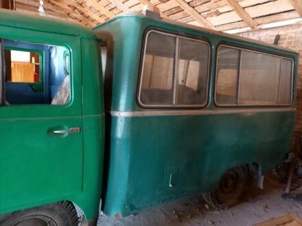 Зеленый УАЗ Другая, объемом двигателя 2.45 л и пробегом 35 тыс. км за 3507 $, фото 1 на Automoto.ua