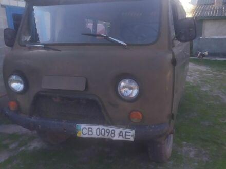 Зелений УАЗ Інша, об'ємом двигуна 2.5 л та пробігом 24 тис. км за 1100 $, фото 1 на Automoto.ua