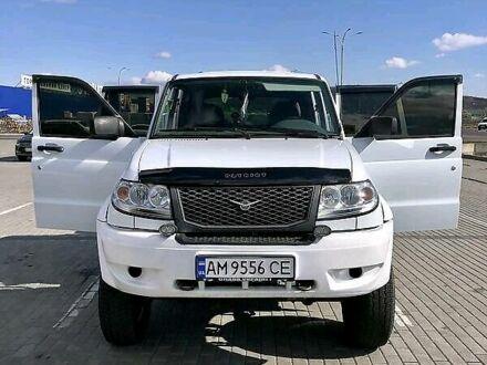 Білий УАЗ Патриот, об'ємом двигуна 2.7 л та пробігом 135 тис. км за 7350 $, фото 1 на Automoto.ua