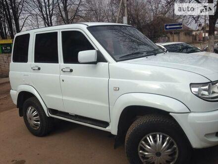 Білий УАЗ Патриот, об'ємом двигуна 2.7 л та пробігом 88 тис. км за 8200 $, фото 1 на Automoto.ua