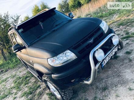 Чорний УАЗ Патриот, об'ємом двигуна 2.7 л та пробігом 144 тис. км за 4300 $, фото 1 на Automoto.ua
