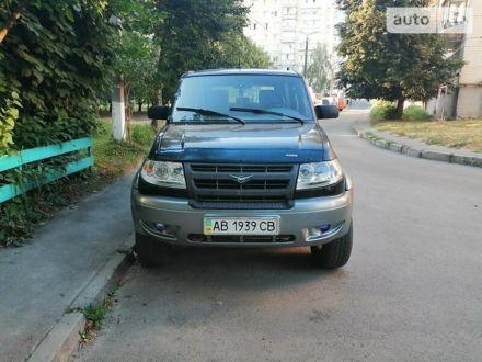 Черный УАЗ Патриот, объемом двигателя 2.7 л и пробегом 153 тыс. км за 6000 $, фото 1 на Automoto.ua