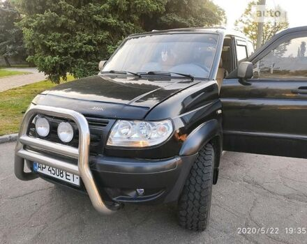 Чорний УАЗ Патриот, об'ємом двигуна 2.7 л та пробігом 102 тис. км за 6500 $, фото 1 на Automoto.ua