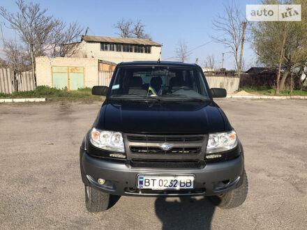 Чорний УАЗ Патриот, об'ємом двигуна 2.7 л та пробігом 171 тис. км за 5600 $, фото 1 на Automoto.ua