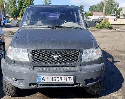 Чорний УАЗ Патриот, об'ємом двигуна 2.7 л та пробігом 170 тис. км за 4200 $, фото 1 на Automoto.ua